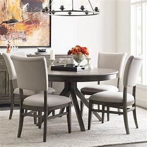 Kincaid, Furniture, Cascade, Round, Dining, Table, Set, With, 4, Chairs