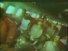 Plane Crash From Inside Airplane