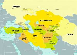 Central Asia After Troop Withdrawal From Afghanistan ...
