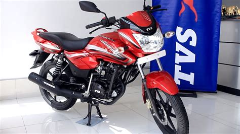 Review Tvs Max 125 by Review Tvs 125 Todoautos Pe