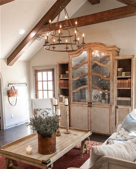 37 Beautiful Farmhouse Interior Designs   The Home