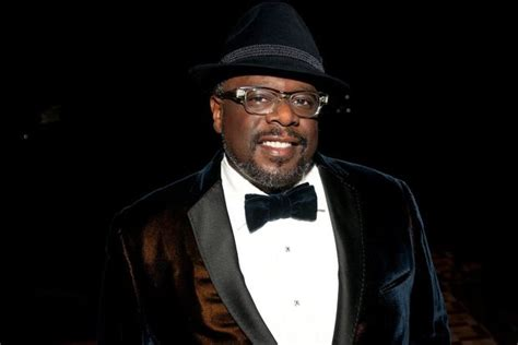cedric the entertainer at an evening with cedric the entertainer and friends