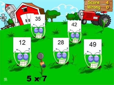 multiplication tables interactive games play the stun attack challenge to improve your