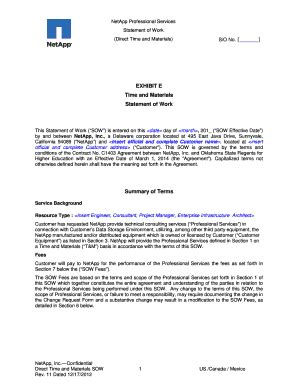 statement of work template for professional services statement of work template for professional services fill out printable