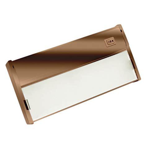 Nsl Lighting - nsl xtl 1 hw bz 9 in xenon cabinet light