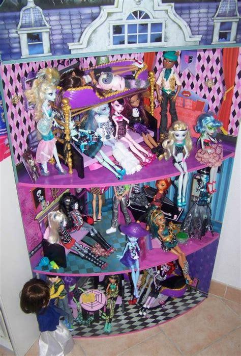 ma maison high ma maison avec ma collection de high d de my doll