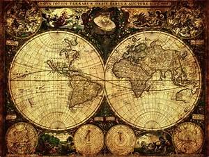 Alte Weltkarte Poster : antike weltkarte poster my blog ~ Markanthonyermac.com Haus und Dekorationen