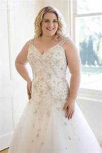 plus size perfection wedding dresses for 39those39 problem With wedding dresses for broad shoulders