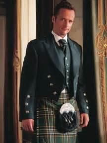 Traditional Irish Clothing Kilt