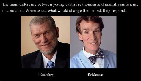 Ken Ham Meme - bill nye religion quotes