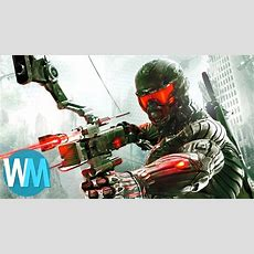 Top 10 Pc Games With The Best Graphics Youtube