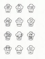 Coloring Give Muffin Pages Muffins Moose Books Azcoloring Activities Preschool Speech Template Credit Larger Popular Missnicolespeech sketch template