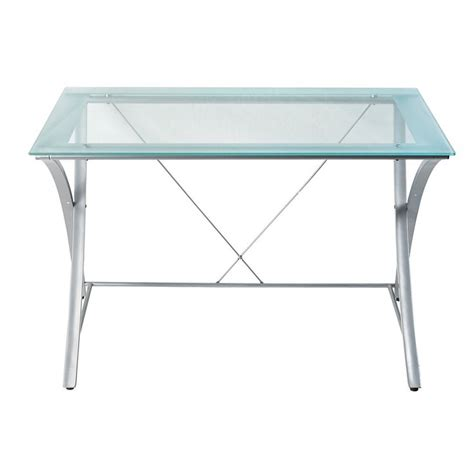 realspace brent dog leg desk oak realspace zentra main desk 30 quot h x 48 quot w x 28 quot d silver