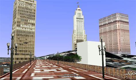 Cidade 3d Banespa E Viaduto Sta Ifigênia