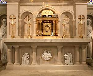 Church Altar Designs Modern and Old Concepts