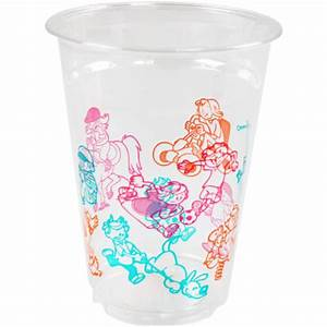 Glass , kids cup, PET, 250ml, transparent. (450039 ...