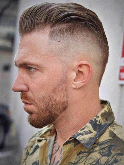 awesome military haircuts  men