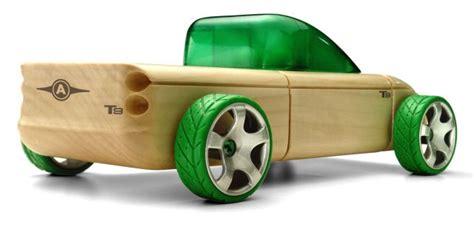 Automoblox T9 Pickup Wooden Car
