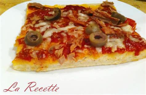 recette pizza maison facile rapide recette de pizza maison la recette