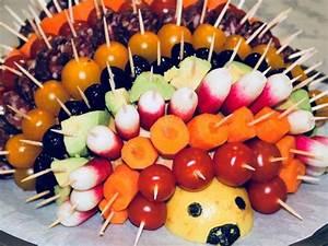 Decoration Legumes Facile : recettes de h risson et ap ritif ~ Melissatoandfro.com Idées de Décoration