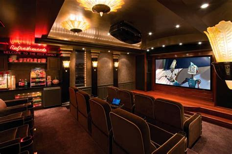 home theaters    owned home theater decor