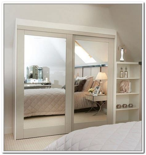 mirror sliding closet doors stylishly space saving sliding mirror closet doors home