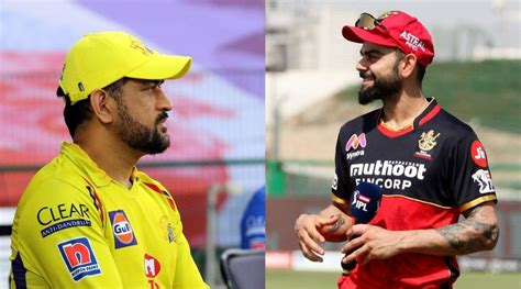 Today match csk vs dc start at 7: CSK vs RCB : RCB won the toss decided to bat first ...