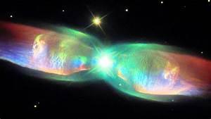 NASA's Hubble Telescope Sends New Image of Twin Jet Nebula
