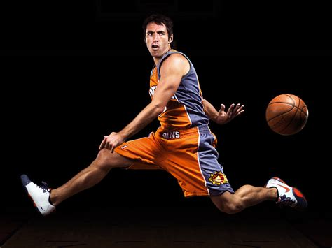 Great Basketball Players Wallpapers For Free Steve Nash