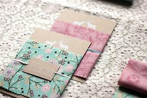 rachael brian39s woodland and fabric wedding invitations With wedding invitations printed on fabric