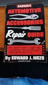 1950 U0026 39 S  U0026 Up Darwins Automotive Assessories Repair Guide