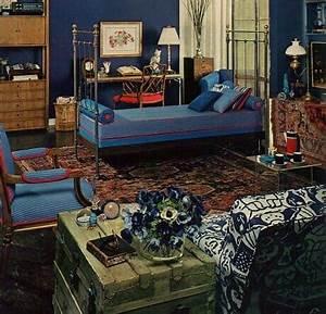 Hippie decor & more 1960s interior design ideas 15 pages