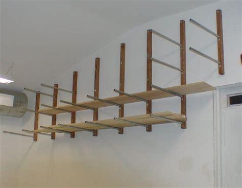 lumber storageor  drying rack  paintingstaining