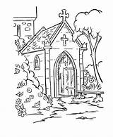 Coloring Churches Medieval Church Sheets Pages Printable Activity Castle Castles Fantasy Drawing Chapel Adult Print History Bluebonkers Para Adults England sketch template