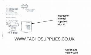 Isuzu Nqr Tachograph Fitting Instructions  Manual  2004 On