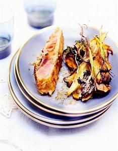 Recette Poisson Noel : saumon de no l recettes de saumon de no l elle ~ Melissatoandfro.com Idées de Décoration