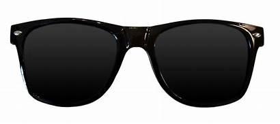 Sunglasses Transparent Clipart Clip Ray Ban Lens