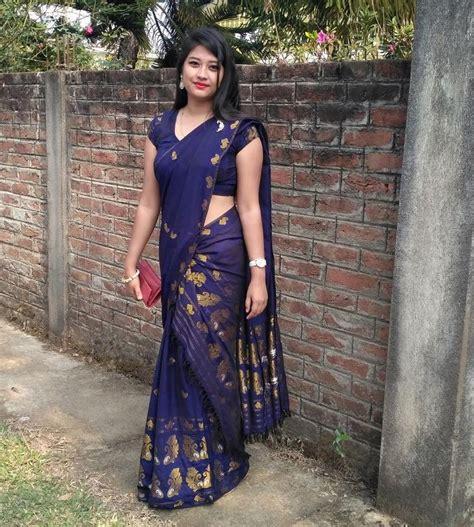 Best Assamese Mekhela Chadar Images Pinterest