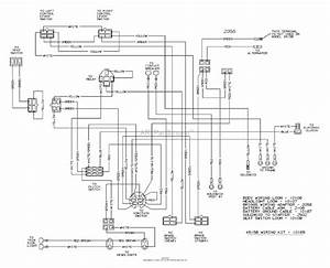 Wiring Diagram Dixon Ztr Mower