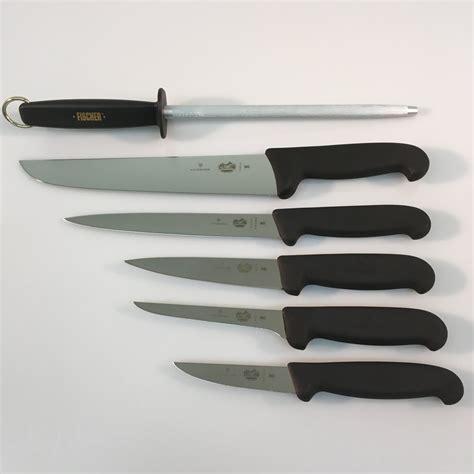 couteaux victorinox cuisine mallette de couteaux de boucher victorinox