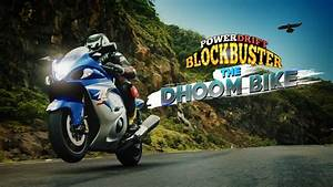 The Dhoom Bike (Suzuki Hayabusa) : Blockbusters : Episode ...