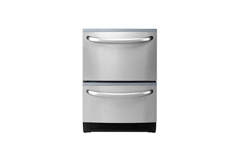 sears double drawer dishwasher
