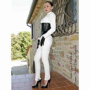 Baby Color Chart Leather Catsuit Ds 704 Crazy Outfits Webshop For
