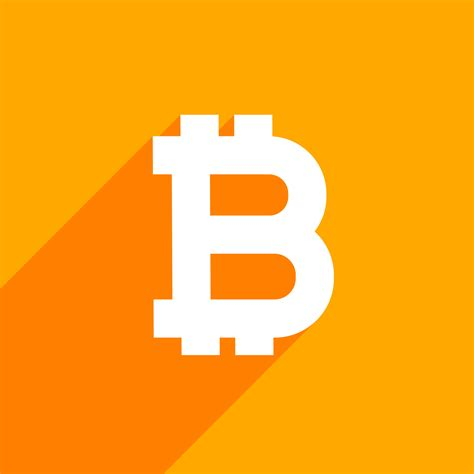Check out our bitcoin logo art selection for the very best in unique or custom, handmade pieces well you're in luck, because here they come. bitcoin symbol on orange background - Download Free Vector ...