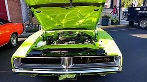 1969 Sublime Green Dodge Charger R  T 440 Engine  U0026 39 6lime9