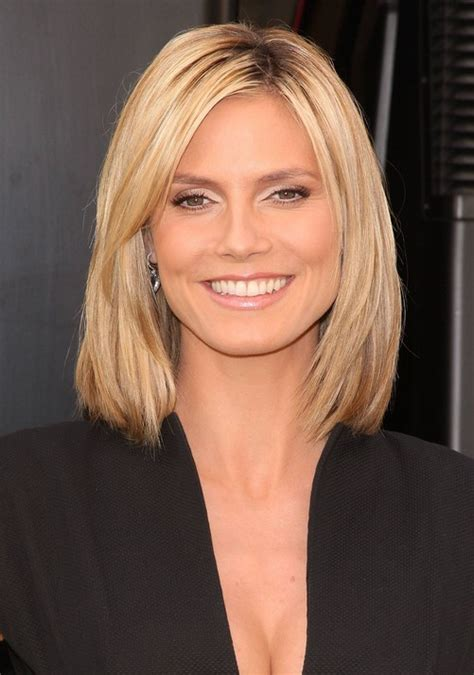 heidi klum hairstyles celebrity latest hairstyles