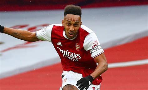 Arsenal captain Aubameyang appreciates Aurier support ...