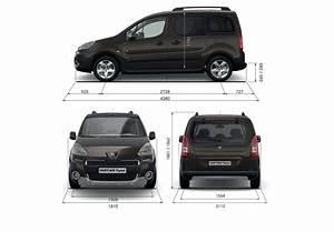 Dimensions Peugeot Partner : partner 7 places auto utilitaire en direct du 13e salon de l automobile d peugeot partner 2 ~ Medecine-chirurgie-esthetiques.com Avis de Voitures