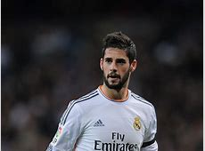 Juventus to make €35m for Real Madrid midfielder Isco