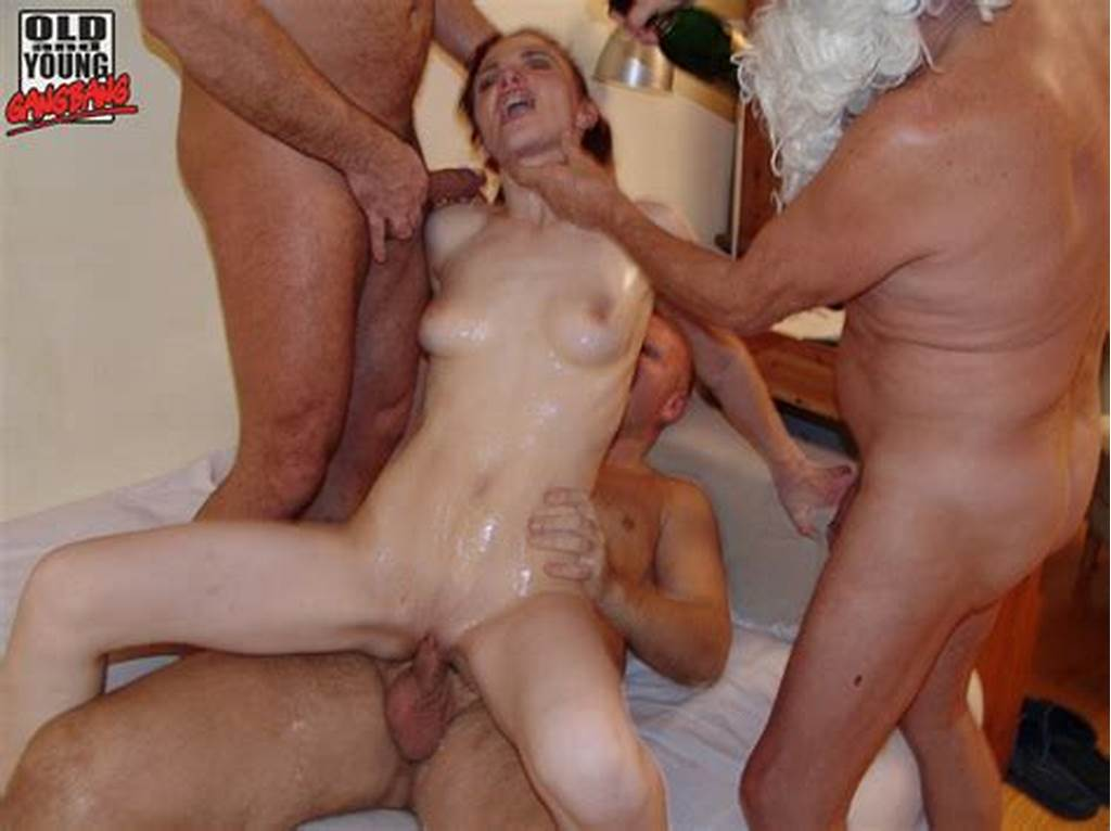 #Young #Gang #Bang #Creampie